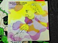 THE BEST OF JOHN COLTRANE VOL 2 2XLP 1972 VINYL  MCA RECORDS MCA2-4132