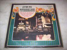 LP - JOHNNY HALLAYDAY - PARIS PSYCHEDELIQUE - 1968 - BRAZIL