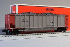 LIONEL DETX ROTARY BATHTUB GONDOLA 980003 gauge train 19377 freight 6-19379 NEW