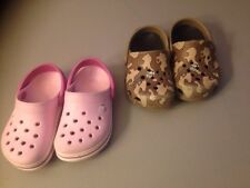 6 7 Girl's Toddler Crocs