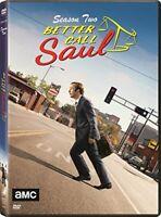 Better Call Saul: Season 2 [DVD] NEW!