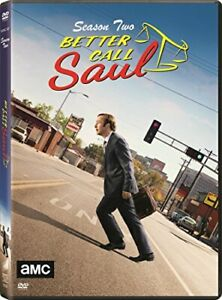 Better Call Saul: Season 2 [DVD] NEW!