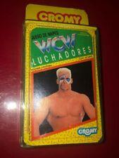 WCW Cromy Argentina Wrestling vintage