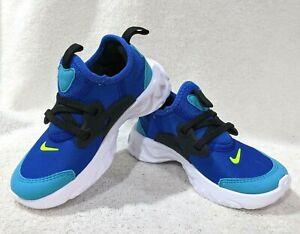Nike RT Presto (TD) Game Royal/Green Toddler Boy's Sneakers-Size 5/7/8/9/10C NWB
