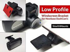 Parabrisas Adhesiva Ventana Vidrio de montaje para Nextbase 312GW 412GW 512GW GW Dashcam