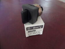 General Electric, GE, 080QSMBN, Selector Switch
