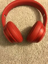 Beats by Dr. Dre Solo2 Headband Headphones - Red
