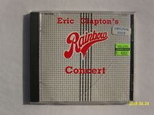 Eric Clapton -Rainbow Concert [Expanded] [Remaster] (CD, May-1995, Polydor)
