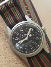 Hamilton Vintage Field Watch - LL Bean - Army, Military Piece - Patina, Original