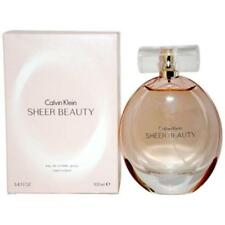 CK SHEER BEAUTY Calvin Klein women edt 3.4 oz 3.3 NEW IN BOX