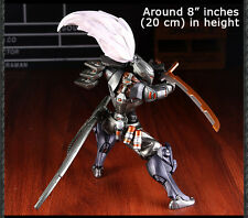 Garage Kits LOL League Of Legends Project Unforgiven Yasuo Action Figure Statue