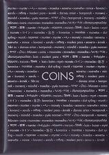 NUMIS Münzen-Taschenalbum mit 8 Münzblättern für je 12 Münzen, blau  M2blneu