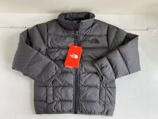 The North Face Boys B Andes Gray Jacket Xxs Size 5 Nwt $99