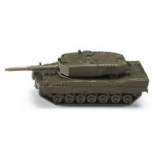 SIKU 0870 Solid Olive Green Military Model Vehicle (Blister Pack) NEW! °