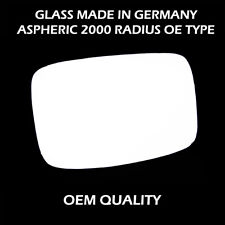 Ford Puma Wing Mirror Glass,Silver,Right Hand Side, 1997 to 2001