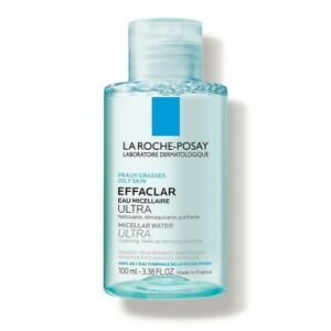 La Roche-Posay Effaclar Micellar Water Ultra for Oily Skin 3.38 fl oz