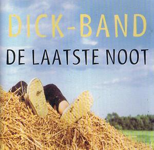 Dick - Band / De Laatste Noot CD ( 14 Track ) 1998