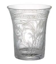 Versace Arabesque Vase Crystal 7 Inch