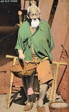 China, Old Man,c.1909