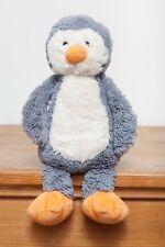Jellycat Medium Bashful Penguin (Grey / Silver)