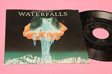 "PAUL Mc CARTNEY BEATLES 7"" WATERFALLS ORIGN 1980 NM !!!!!!!!!!!"