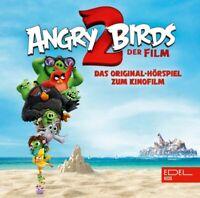 ANGRY BIRDS - ANGRY BIRDS 2-HÖRSPIEL ZUM KINOFILM   CD NEW