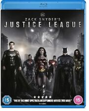 Zack Snyder's Justice League (2021) Blu-Ray Brand New