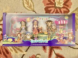 Mattel Enchantimals Dolls Picnic In The Park Playset FVJ80 - NIB