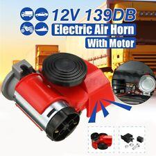 Air Horn For Truck Car Motorcycle Car Horn 12v Super Loud Train Hor
