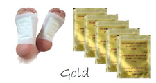 100 Vitalpads + 100 Pflaster GOLD VITALPFLASTER FUSSPFLASTER FOOT PATCH