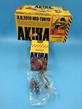 neuf mini figurine AKIRA PART 1 MINIQ DISPLAY 1 figurines Takashi serie 1