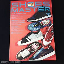 SHOES MASTER Vol.10 2008-2009 Fall/ Winter / Japan Fashion Magazine Sneakers
