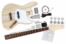 Rocktile JB-Design Jazz E-Bass Bausatz selber bauen Do It Yourself Kit DIY Set