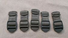 New!! Molle II Rucksack Cinch Strap Load Lifter Leveler Tabs Lot of 2 Straps
