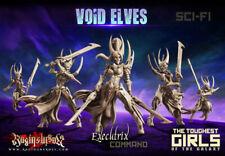Raging Heroes - Void Elves - Executrix Command Group