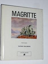 MAGRITTE Peintures P. WALDBERG l'Autre Musée 1983 Surréalisme Belgique Abstrait