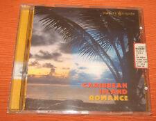 "Nature Inside CD "" CARIBBEAN ISLAND ROMANCE "" Planet Garden"