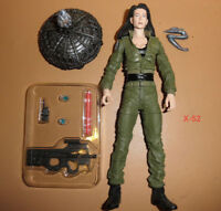 STARGATE SG-1 figure VALA MAL DORAN Claudia Black TOY + DHD piece FEMALE