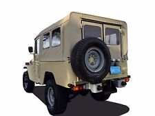 FJ43 Soft Top Kit with frame