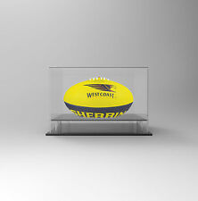 Football AFL Acrylic Perspex Display Case - West Coast Eagles Football Display