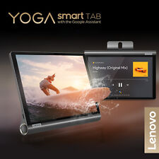 "Lenovo Yoga Smart Tab 10.1"" Google Assistant 64GB FHD 1920 x 1200 IPS Android 9"