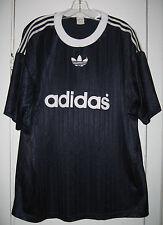 Vintage Rare  3 Stripes Adidas Soccer Jersey Size XL