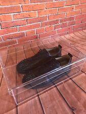 Luxury Trasparenti Acrilico Scatola Da Scarpe – grandi designer Perspex lucite Scatola cubo