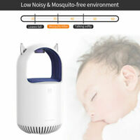 Mute Safe Mosquito Killer Lamp Cute USB Mini Portable LED Insect Trap Light