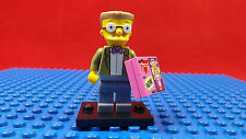 LEGO-MINIFIGURES SERIES 2 THE SIMPSONS WAYLON SMITHERS JR NEW WITH LEAFLET