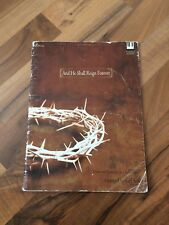 And he Shall Reign Forever Moderately Advanced Piano Solos by Carl Seal Book