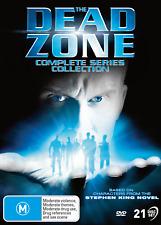 The Dead Zone Season 1-6 | Complete Series - DVD Region 4