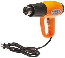 Electric Heat Gun 1200W Paint Stripper Scraper Shrink Wrap 570-900F w/ 4 Nozzles