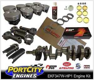 Stroker Engine Kit Ford V8 302 347 Windsor Falcon XT XW EB ED Scat EKF347W-HP1