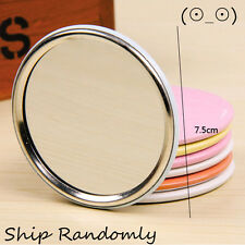 One Side Small Makeup Mirror Hand Pocket Travel Mini Cosmetic Mirror